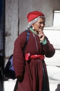 one of Leh's inhabitants
