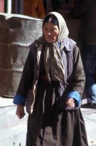 another of Leh's inhabitants