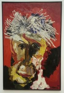 """portrait of w.sandberg"" (1956)"