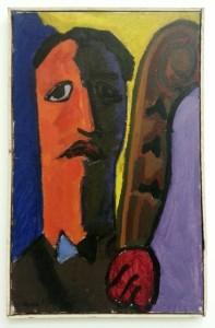 """""""portrait"""" (1945)"""