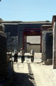 also inside the Sakye Monastery