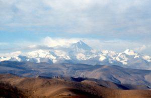 Tibet: a mountain kingdom it is