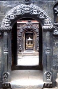 another Patan temple