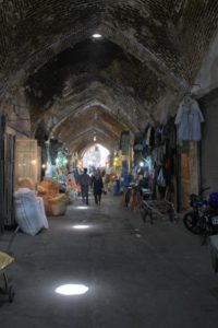 inside tha bazaar