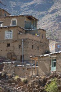Ushtebin houses