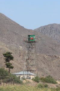 another Azerbajiani guard tower