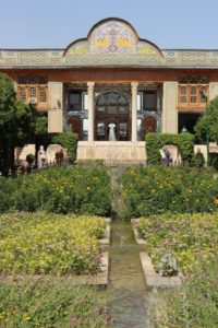 Narenjestan mansion and garden