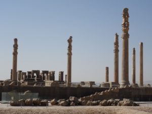 overview of Persepolis