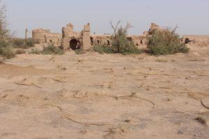 the As Adiye caravanserai