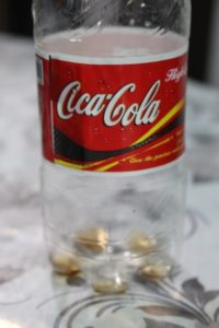 a cheeky brand, this one, it is not Coca Cola