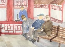 C04-04: Men in the temple
