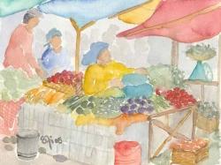 C05-01: Xinjiang market
